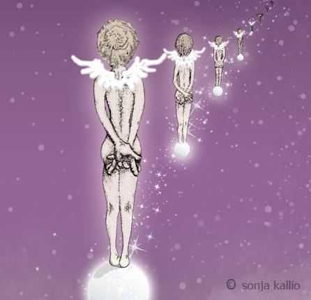 sonja kallio - 1000 angel wishes