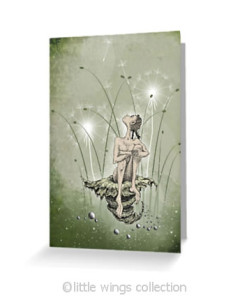 Dandelion Princess - Greeting Cards