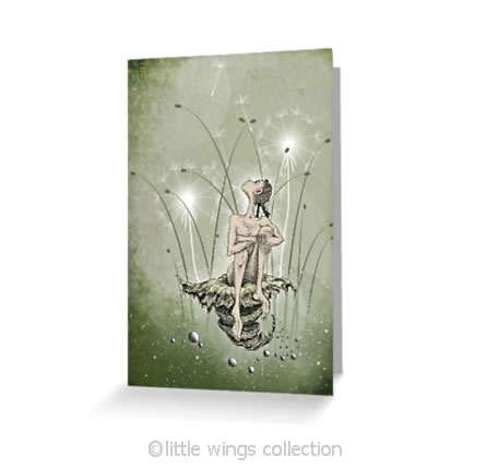 Dandelion Princess – Greeting Cards