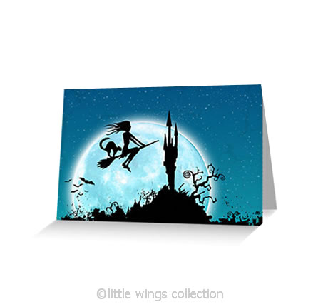 Halloween - Greeting Cards