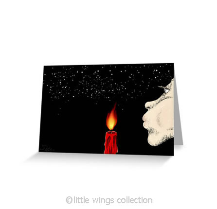 Make a Wish - Greeting Cards