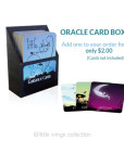 Oracle Card Box