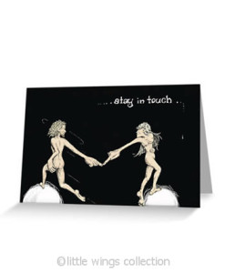 Stay in Touch - Greeting Cards