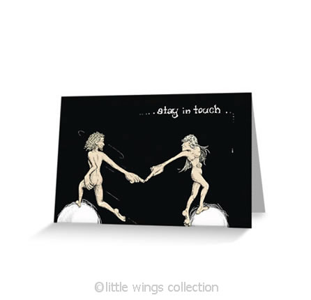 Stay in Touch – Greeting Cards