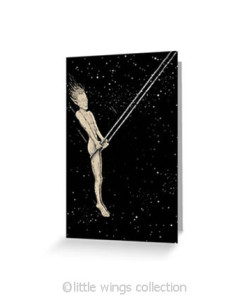 Swinger - Greeting Cards