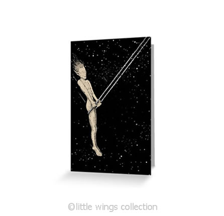 Swinger – Greeting Cards