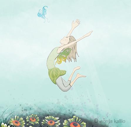 sonja kallio - flying lessons