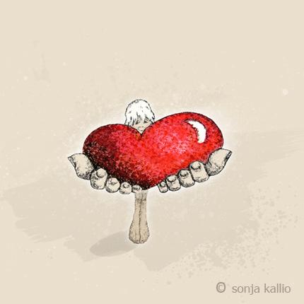 sonja kallio - all my love