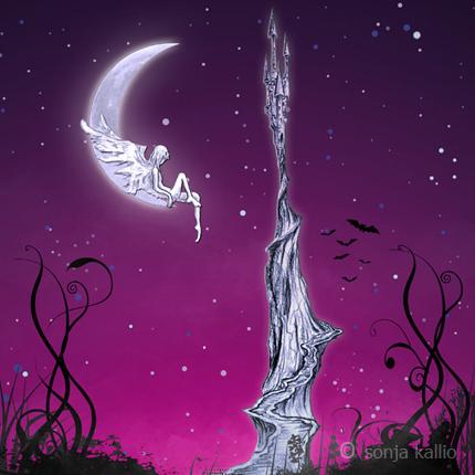 sonja kallio - blue moon girl
