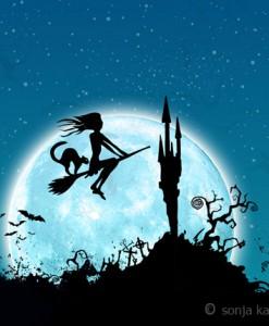 sonja kallio - halloween