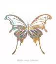 Holographic Stickers – Butterfly