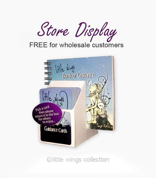 Little Wings Oracle Store Display