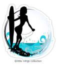 Surfer – Sticker