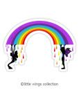 Raining Rainbows – Viny Stickers