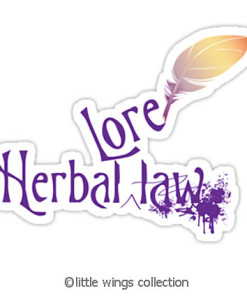 Herbal Lore - Sticker