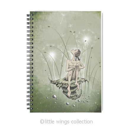 Notebooks – Dandelion Princess