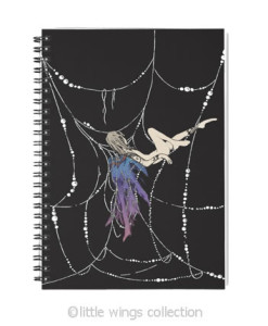 Notebooks - Suspended - Little Wings Collection