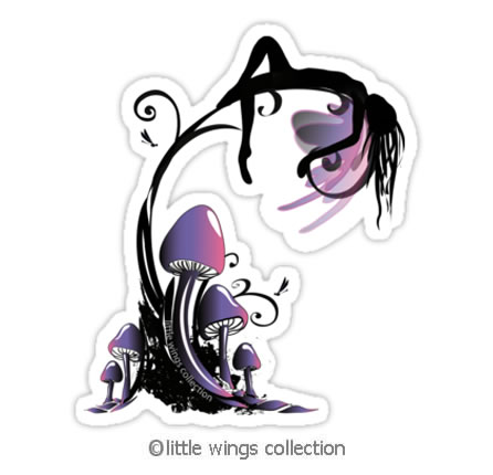 serenity - vinyl stickers
