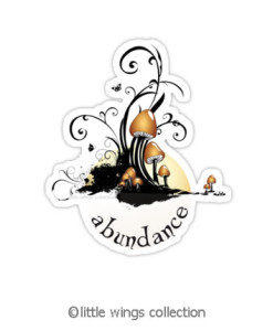 stickers - abundance