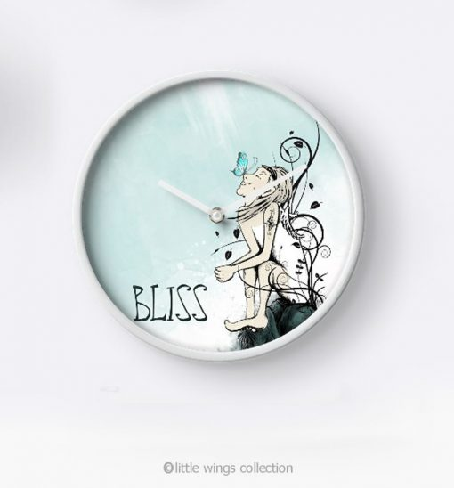blissoclock little wings collection