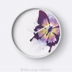 Butterfly Clock - Little Wings Collection