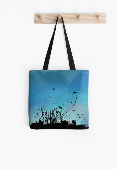 tote bag balance little wings collection