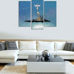 Balance Canvas Prints - Little Wings Collection