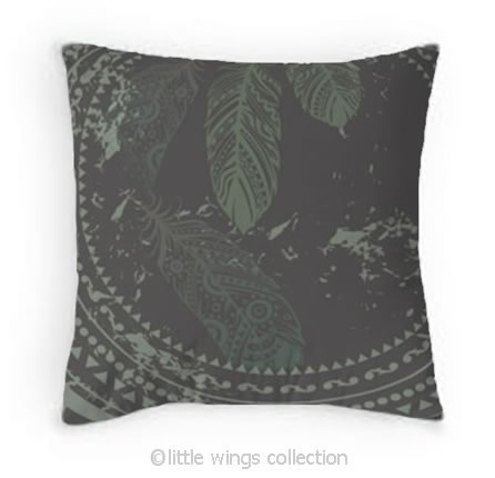 floor cushion little wings collection