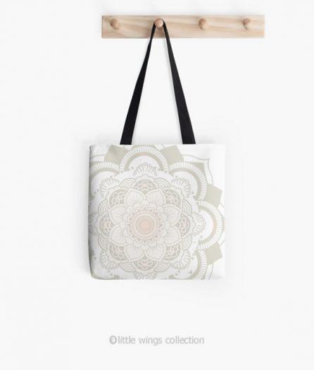 Tote Bag - Mandala