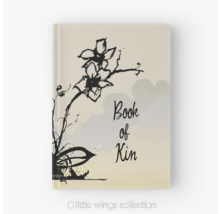 Book of Kin - Little Wings Collection