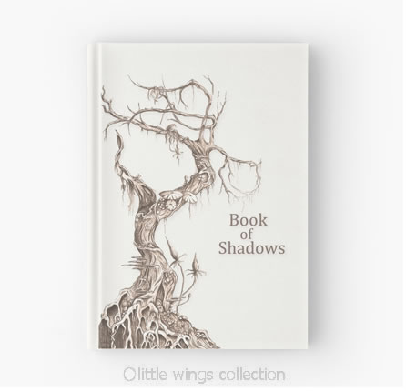 Book of Shadows Journal - Little Wings Collection