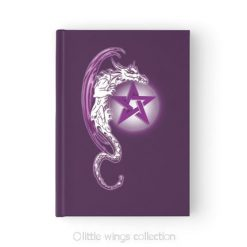 Dragon Pentacle Journal - Little Wings Collection
