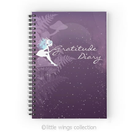 Gratitude Diary - Little Wings Collection