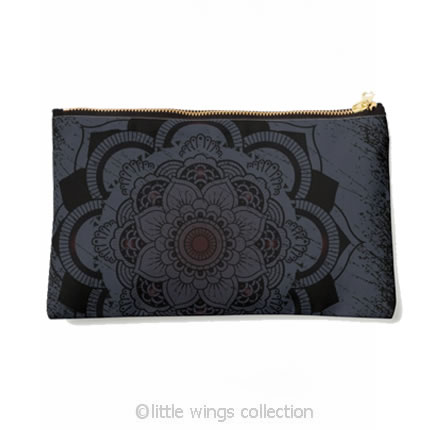 Pouch Mandala Little Wings Collection