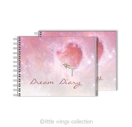 dream mini diary - little wings collection