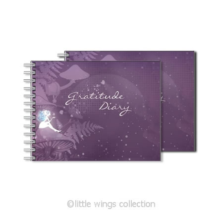 mini gratitude diary little wings collection